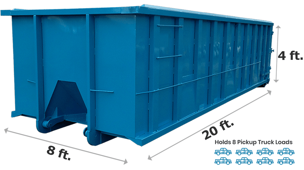 20-Yard-Dumpster-Rental-Arlington-TX